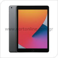 Tablet Apple iPad 10.2'' (2020) 32GB 3GB RAM Wi-Fi Γκρι