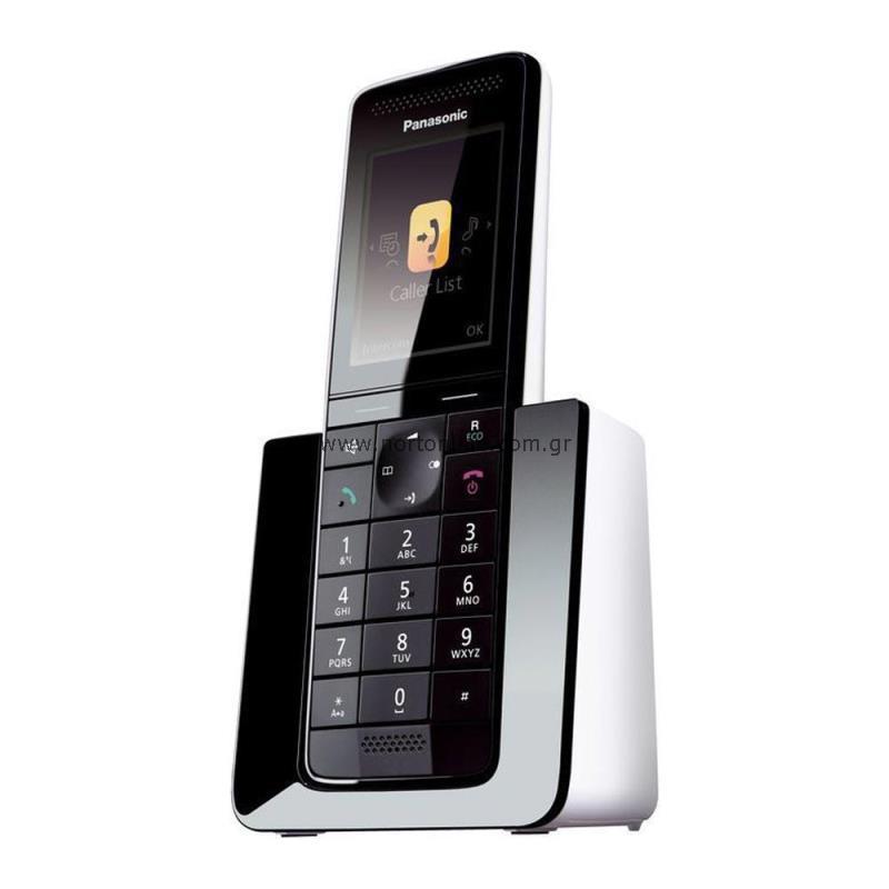 Dect Panasonic Premium Kx Prs110 Black White Panasonic