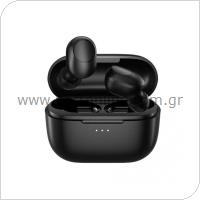 True Wireless Ακουστικά Bluetooth Haylou GT5 In-ear  Μαύρο