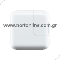 Φορτιστής Ταξιδίου USB Apple MD836 12W 2.4A