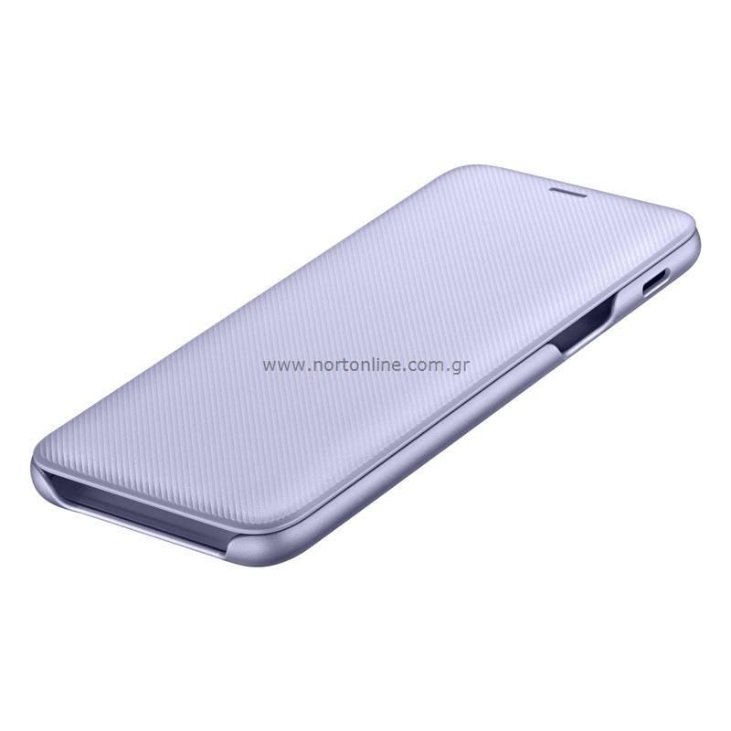 low priced 33e3d 595af Flip Wallet Cover Case Samsung EF-WA600CVEG A600F Galaxy A6 (2018 ...
