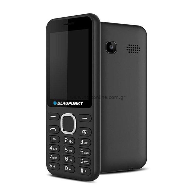 dfcc9405b4a Κινητό Τηλέφωνο Blaupunkt FM 02 (Dual SIM) Μαύρο - Απλής Χρήσης - Blaupunkt  - Κινητά & Tablet - NortonLine - Mobile Accessories