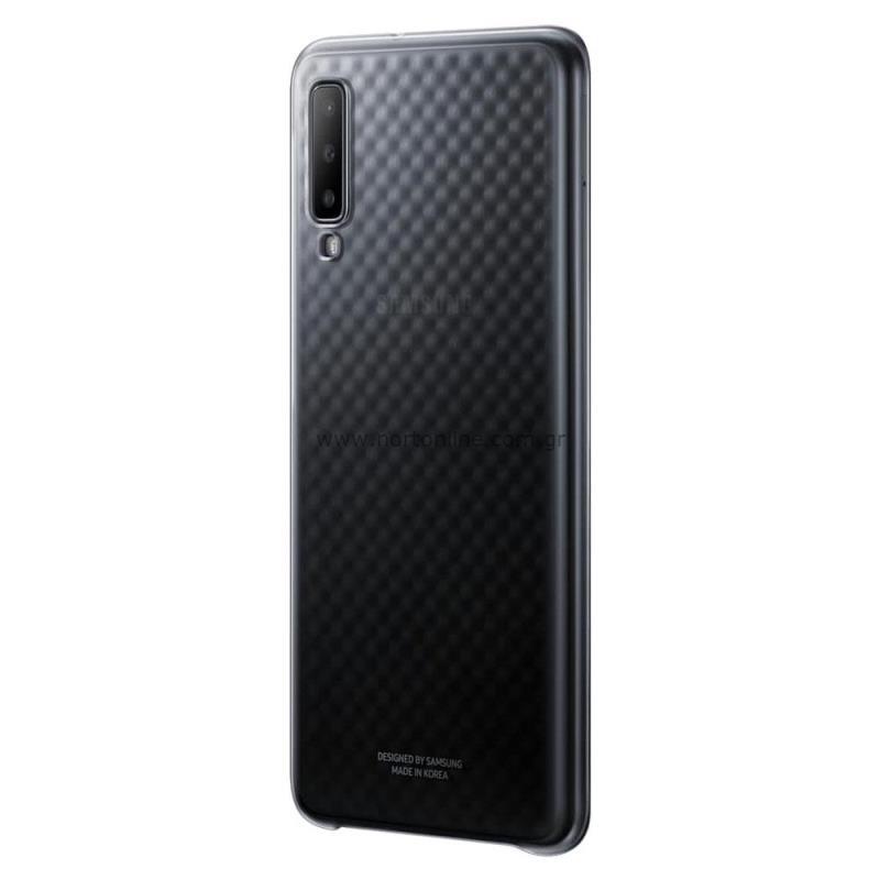 pretty nice 8ccb8 c8447 Gradation Slim Cover Samsung EF-AA750CBEG A750F Galaxy A7 (2018 ...