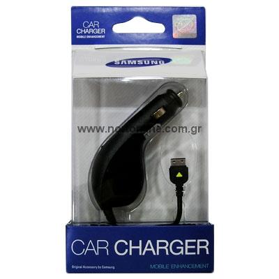 Car Charger Samsung CAD300SBE G600 700mAh Car Chargers