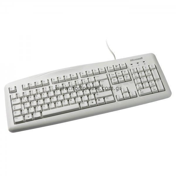 Microsoft Wired Keyboard 200 White Keyboards