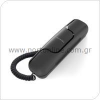 Σταθερό Τηλέφωνο Γόνδολα Alcatel Temporis 06 Μαύρο