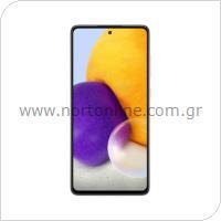 Κινητό Τηλέφωνο Samsung A725F Galaxy A72 4G (Dual SIM) 128GB 6GB RAM Λευκό