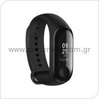 Smartwatch Xiaomi Mi Band 3 - Activity Tracker XMSH05HM Μαύρο