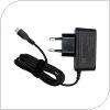 Φορτιστής Ταξιδίου Nokia AC-10E Micro USB 1.2A Μαύρο (Ασυσκεύαστο)