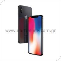 Κινητό Τηλέφωνο Apple iPhone X 64GB Σκούρο Γκρι