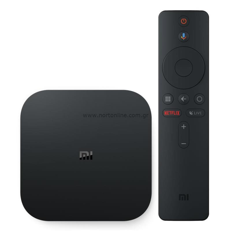 Xiaomi Mi Box S TV MDZ-22-AB - Smart Media Players - Smart Home