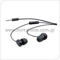 Hands Free Stereo Microsoft WH-208 3.5mm Μαύρο (Ασυσκεύαστο)