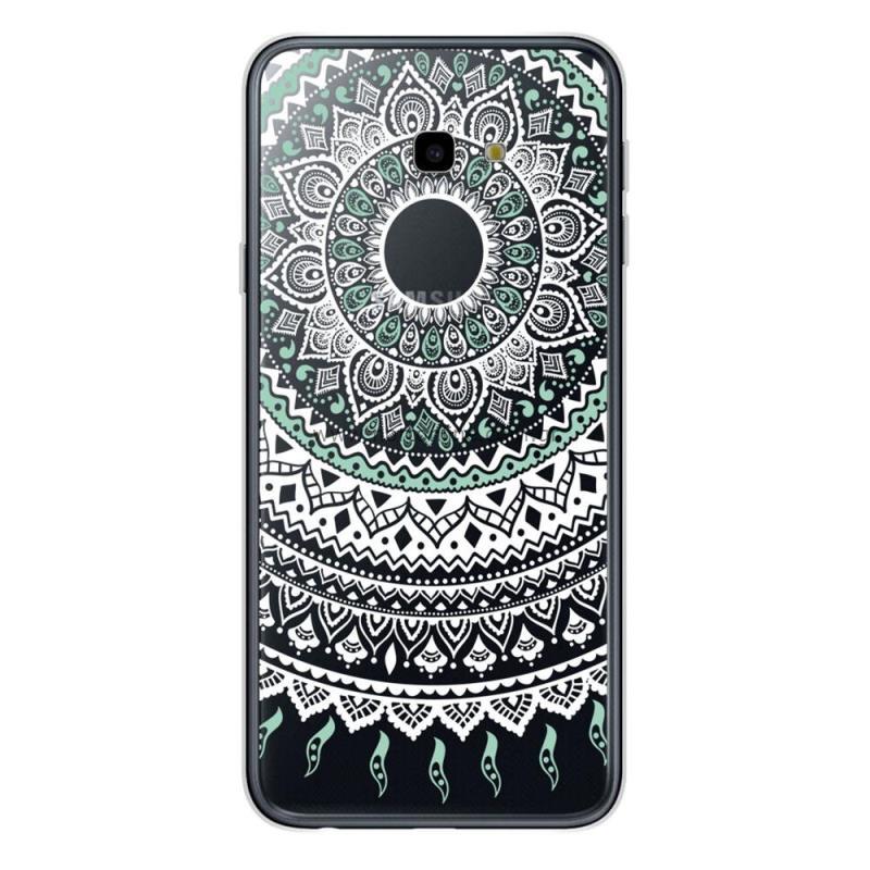 TPU inos Samsung J415F Galaxy J4 Plus (2018) Art Theme