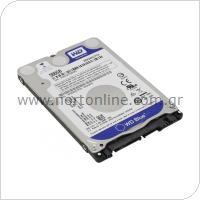 Western Digital Blue HDD 2.5'' SATA III 500GB (Ασυσκεύαστο)