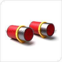 Φορητά Ηχεία Bluetooth Puridea i6 6W Κόκκινο (2 τεμ)