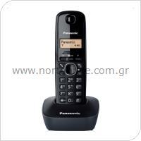 Ασύρματο Τηλέφωνο Panasonic KX-TG1611 Μαύρο