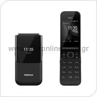 Κινητό Τηλέφωνο Nokia 2720 Flip (Dual Sim) 4GB 512MB RAM Μαύρο