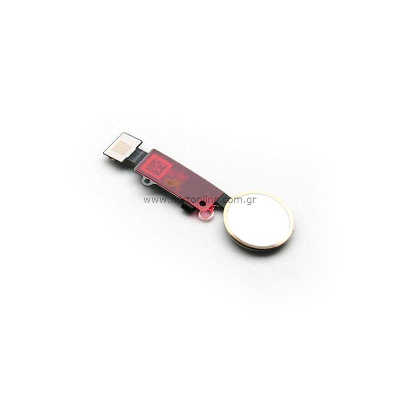 buy online 041cf 9dbdc Original Home Button Flex Cable with External Home Button Apple ...