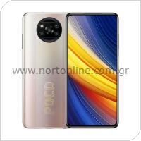 Κινητό Τηλέφωνο Xiaomi Poco X3 Pro (Dual SIM) 256GB 8GB RAM NFC Μπρονζέ