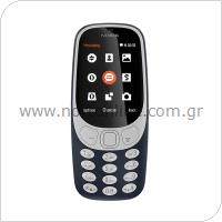 Κινητό Τηλέφωνο Nokia 3310 (2017) (Dual SIM) Σκούρο Μπλε
